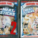 Fuckhouse Films Meat Sticks starring Deanna DVD 140 min