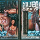Fuck Films Nubian Entertainment Black And Beautiful DVD