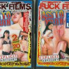 """Fuck Films """"Ass To Mouth"""" DVD 140 minutes"""
