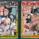 """Fuck Films """"Extreme Penetration Euro Edition"""" DVD"""