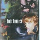 "Twisted-X ""Foot Freaks"" foot fetish DVD 2006 140 minute"
