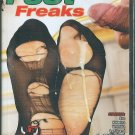 "Barracuda XXX Films ""Foot Freaks"" 2009 DVD 240 minutes"