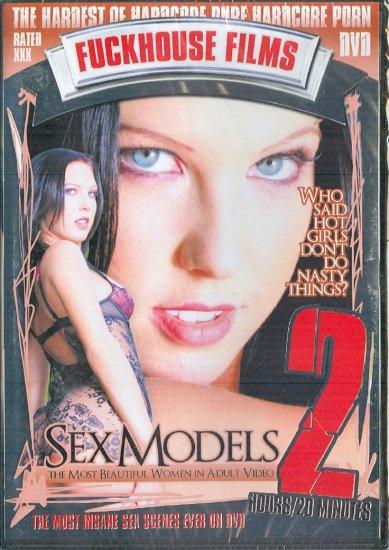 "Fuckhouse Films ""Sex Models"" 2006 DVD 140 min"