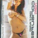 Sube La Temperatura/Temperature Rising DVD Latinas