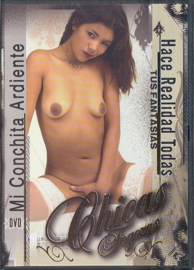 Mi Conchita Ardiente 2006 Latina DVD Chicas Fogozas