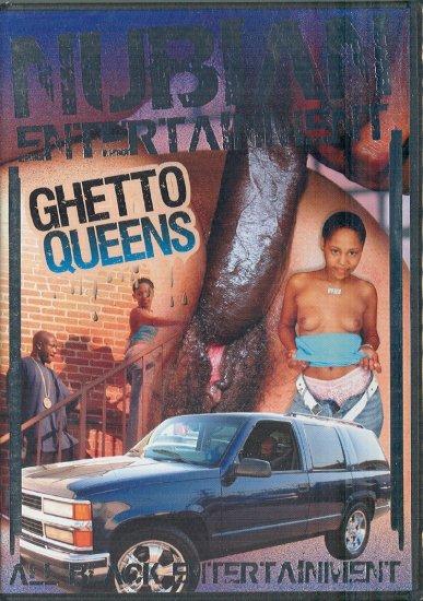 Fuckhouse Nubian Entertainment Ghetto Queens DVD 2006