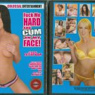 Fuck Me Hard and Cum On My Face! DVD Taylor Rain SS