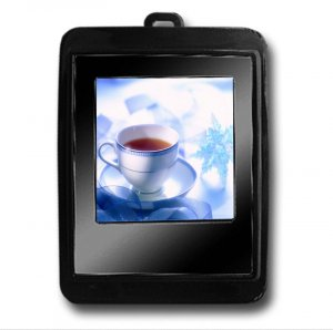 1.5 Inch mini Digital frame CTSN Screen keychain