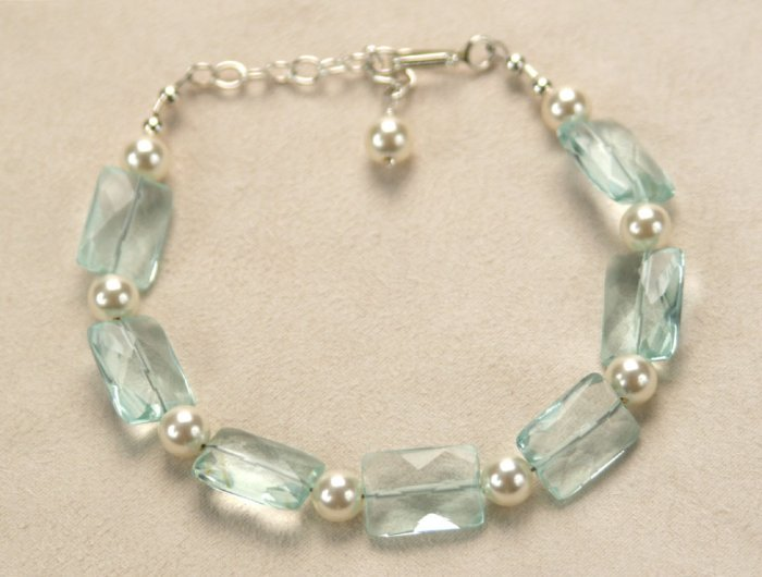 Bracelet - Something Blue