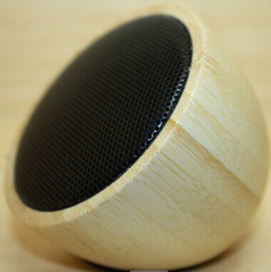 Wireless Speaker for Samsung Galaxy Note 3 - BamBoo