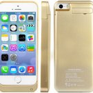 iPhone 5S, iPhone 5 Battery Case - Gold