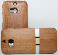 Wood Case for HTC One (M8)