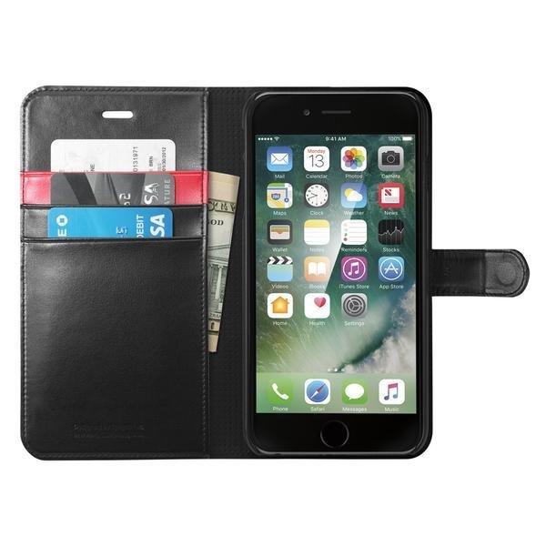 Flip View Wallet Case for iPhone 7 Plus