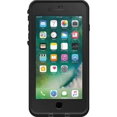 Waterproof Case for iPhone 7 - Black