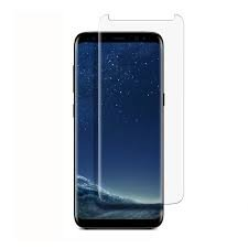 Glass Screen Protector for Samsung Galaxy S8 - Clear