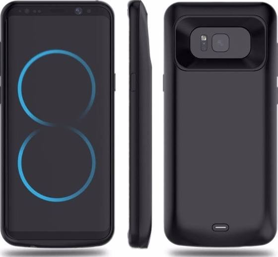 Battery Case for Samsung Galaxy S8