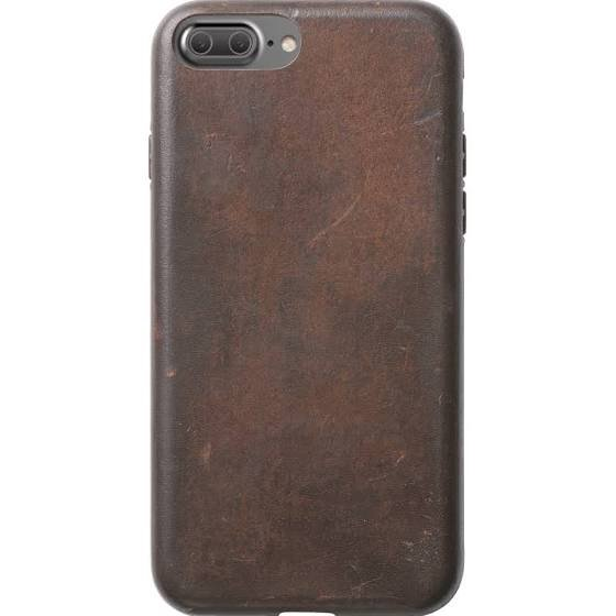 100% Genuine Leather Cover for iPhone 7 Plus, iPhone 8 Plus