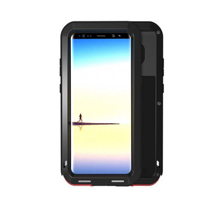 Shockproof Metal Case for Samsung Galaxy Note 8