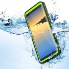 Waterproof Case for Samsung Galaxy Note 8 - Green