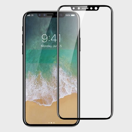 HD Premium Screen Protector for iPhone X