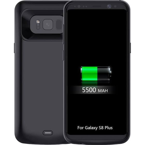 Battery Case for Samsung Galaxy S8 Plus