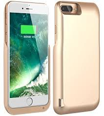 Battery Case for iPhone 7 Plus - Gold