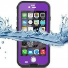 Waterproof Case for iPhone 6, iPhone 6S - Purple