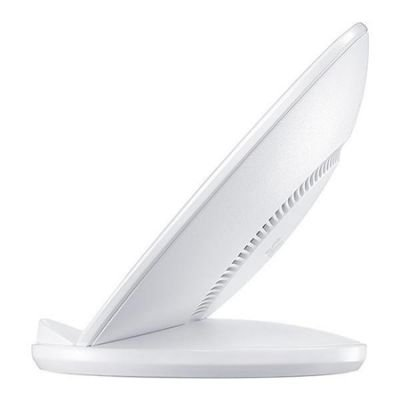White Fast Charge Wireless Charging Stand for Samsung Galaxy S7 Edge