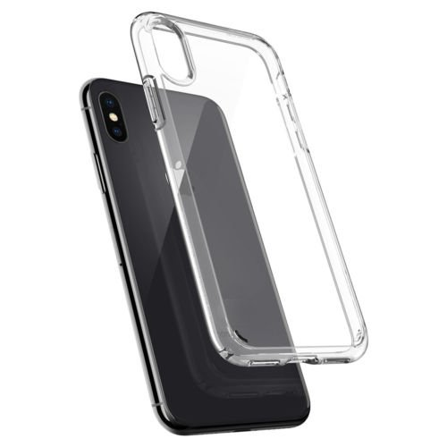 Clear Cover for iPhone X