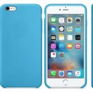 iPhone 6/6S Blue Silicone Case