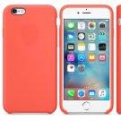 Silicone Case for iPhone 6, iPhone 6S - Orange