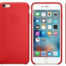 Silicone Case for iPhone 6, iPhone 6S - Red