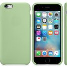 Silicone Cover for iPhone 6, iPhone 6S - Mint