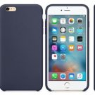 Silicone Cover for iPhone 6, iPhone 6S - Midnight Blue