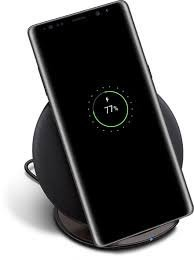 Galaxy S8/S8 Plus Fast Charge Wireless Charging Convertible, Black