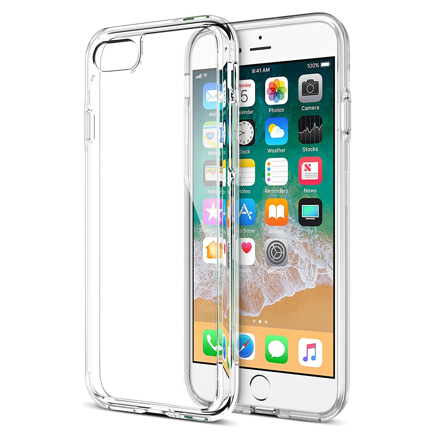CLEAR Cover for iPhone 7 Plus