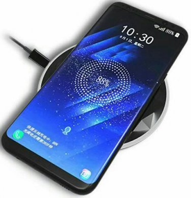 Wireless Charging Mat for iPhone X, iPhone 8 Plus, iPhone 8