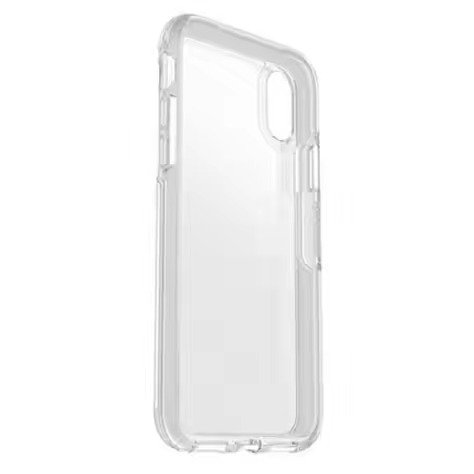 Symmetry Series Clear Cover for iPhone XS, iPhone X - New Thin Design