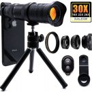 18X-30X Zoom Telephoto Lens for iPhone XS, iPhone XS Max, iPhone X, iPhone 8 Plus