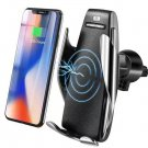 Smart Wireless Charging Car Vent Mount for iPhone XS Max, iPhone XR, iPhone XS, iPhone 8 Plus