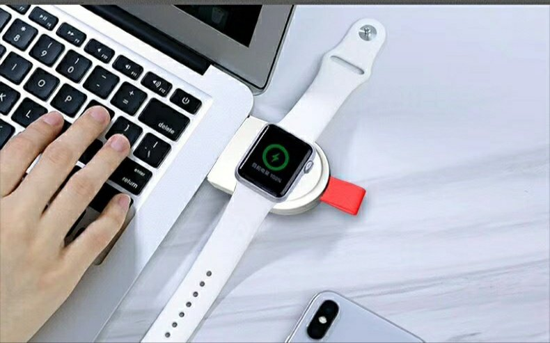 Mini Magnetic Charger for Apple Watch