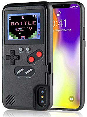 Game Case for iPhone XS Max - Black