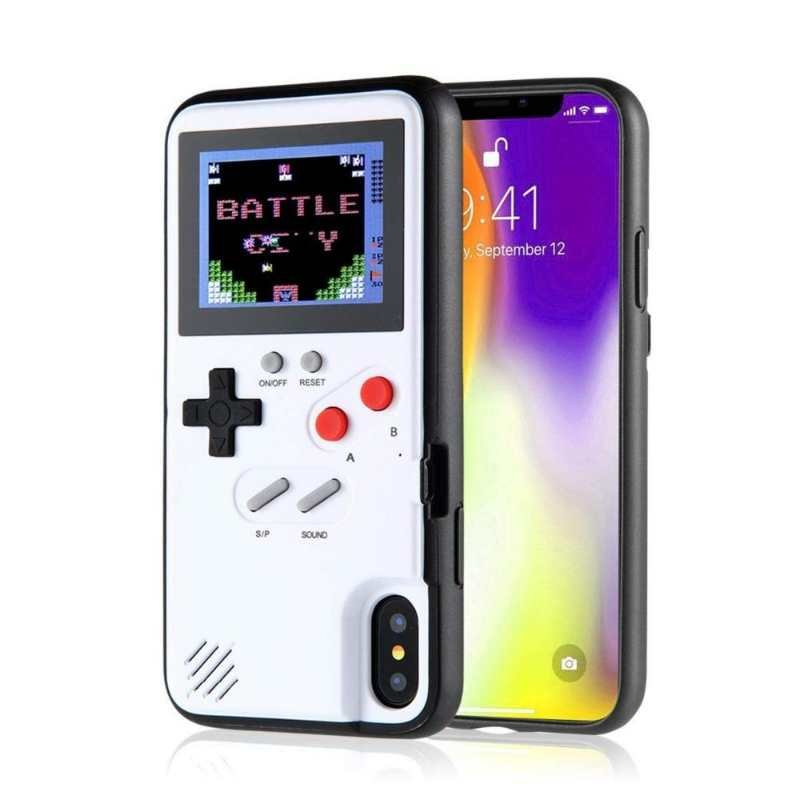 Game Case for iPhone XS Max - White