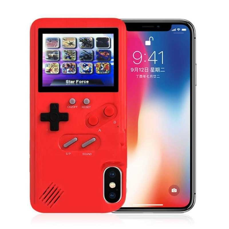 Game Case for iPhone XS Max - Red