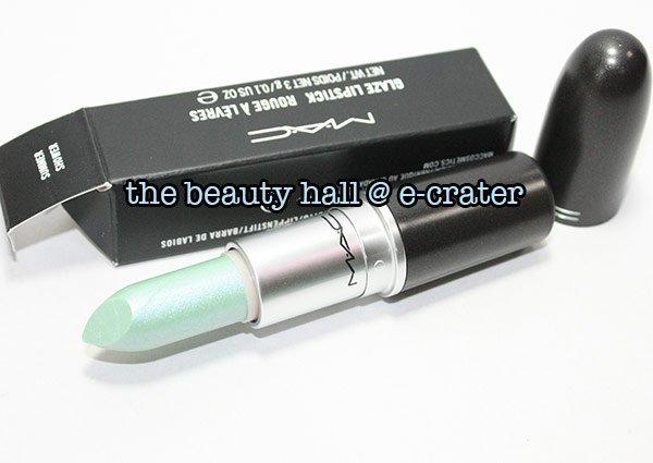 Free Shipping - SUMMER SHOWER MAC Lipstick GLAZE