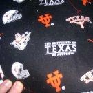 MadieBs U T Texas LongHorns PillowCase w/Name