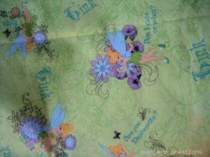 MadieBs Tinkerbelle  Custom  Window Valance New
