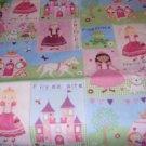 MadieBs Princess Castle Custom  Pillowcase w/Name