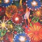 MadieBs Colorful Firewords  Custom  Pillowcase w/Name