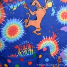 MadieBs Scooby Doo Paint Custom  Pillowcase  w/Name